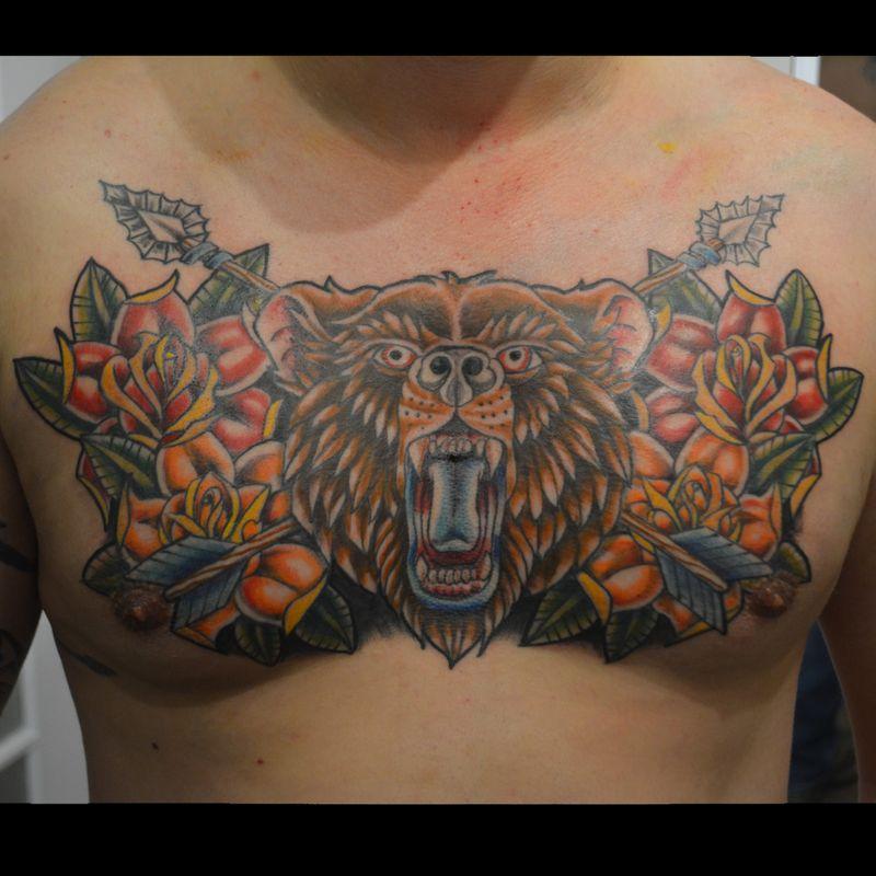 Tattoo from Monica