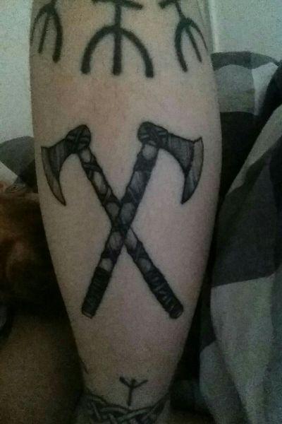 Viking axes #viking#axe#axes#vikingaxes