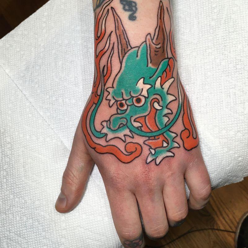 Tattoo from Adam.j. Machin