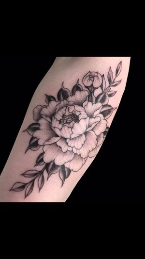 Tattoo from Leti Mortimer