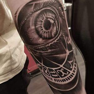eye and compass!!