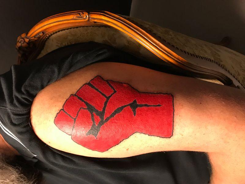 Tattoo from Steven