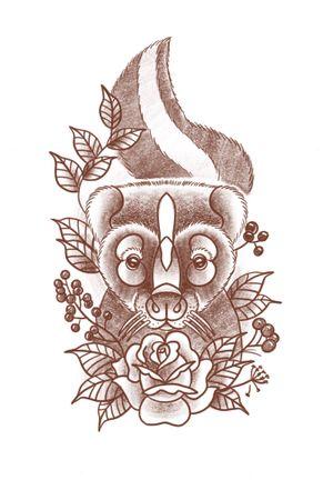 Tattoo from Meg Freeman