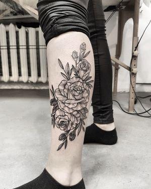 Tattoo from Alionka Kalbaskina