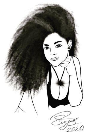 """""""Pretty soul & mind"""". Semper. #colombiagirl #designtattoo #Semper #Sempertattoo #Mandalatattoostudio"""