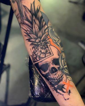 Tattoo from Zachary Smith