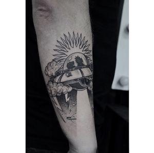 Tattoo from Ann Talala