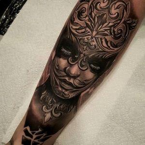 Tattoo from Black Diamond Tattoo
