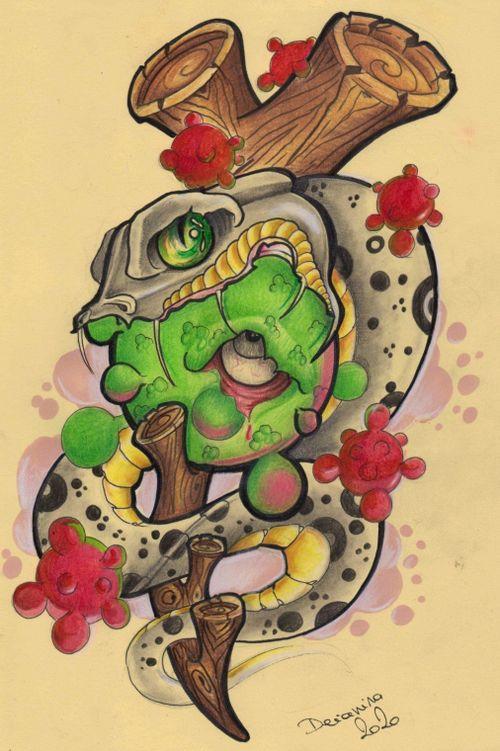 🎨Pastelli /China/Promarker su cartoncino. 📌Stampa disponibile a 20€,originale a,30€ ⭕Disegno disponibile per essere tatuato
