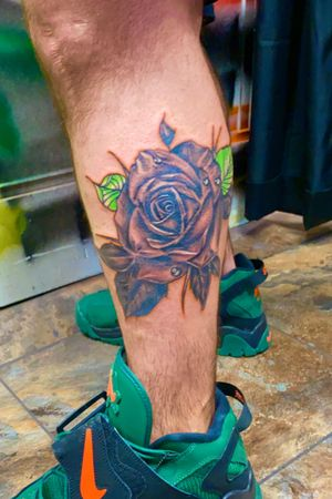 Tattoo by Homicide Ink
