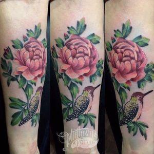 #flowers #bird