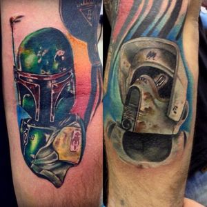 #starwars boba scouttrooper