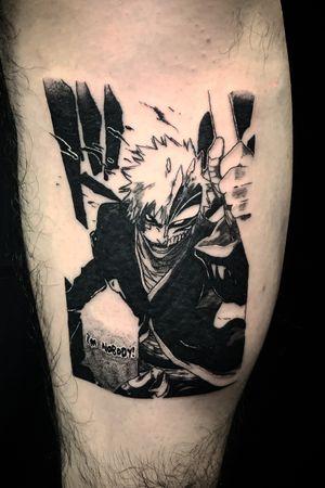 ICHIGO - CONTACT ON INSTAGRAM @INK.RAY - #killua #killuazoldyck #hunterxhunter #animetattoo #anime #manga #mangatattoo #naruto #narutotattoo #sasuke #sasuketattoo #onepiece #onepiecetattoo #myheroacademia #bokunoheroacademia #mha #demonslayer #kimetsunoyaiba #pokemon #dragonball #dragonballz #dbz #dragonballtattoo #dbztattoo #studioghibli #ghibli #bleach #deathnote #attackontitan #itachi #itachiuchija #sasukeuchiha #kakashi #kakashisensei #narutouzumaki #boruto #fullmetalalchemist #fullmetalalchemistbrotherhood #roymustang #cowboybebop #spikespiegel