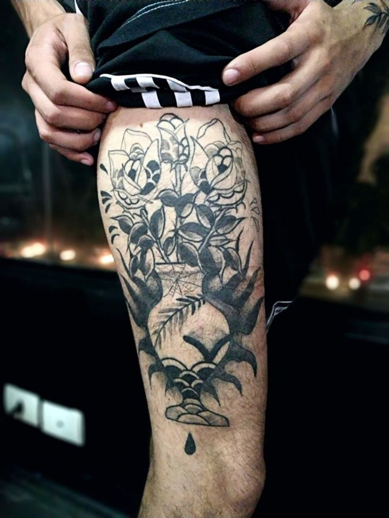 Tattoo from Cyбеяia