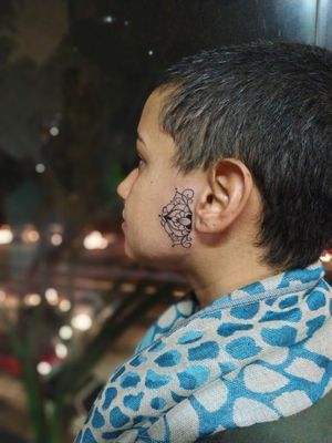Tattoo by CYБЕЯIA