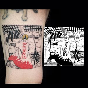 MINATO NAMIKAZE - CONTACT ON INSTAGRAM @INK.RAY - #killua #killuazoldyck #hunterxhunter #animetattoo #anime #manga #mangatattoo #naruto #narutotattoo #sasuke #sasuketattoo #onepiece #onepiecetattoo #myheroacademia #bokunoheroacademia #mha #demonslayer #kimetsunoyaiba #pokemon #dragonball #dragonballz #dbz #dragonballtattoo #dbztattoo #studioghibli #ghibli #bleach #deathnote #attackontitan #itachi #itachiuchija #sasukeuchiha #kakashi #kakashisensei #narutouzumaki #boruto #fullmetalalchemist #fullmetalalchemistbrotherhood #roymustang #cowboybebop #spikespiegel