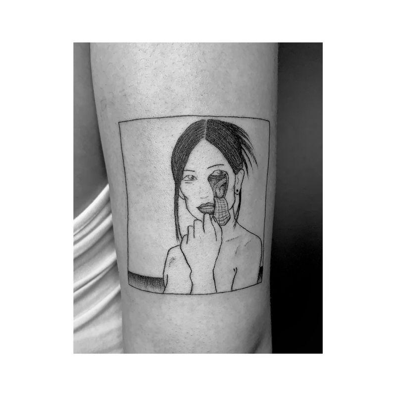 Tattoo from Janaína Navarro