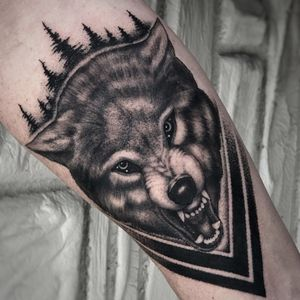 Tattoo from Tommy Sisneros