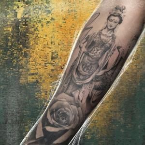 Tattoo from Mr J.Best