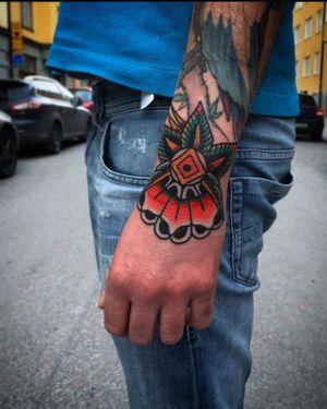 Tattoo by Swahili Bob's Tattoo