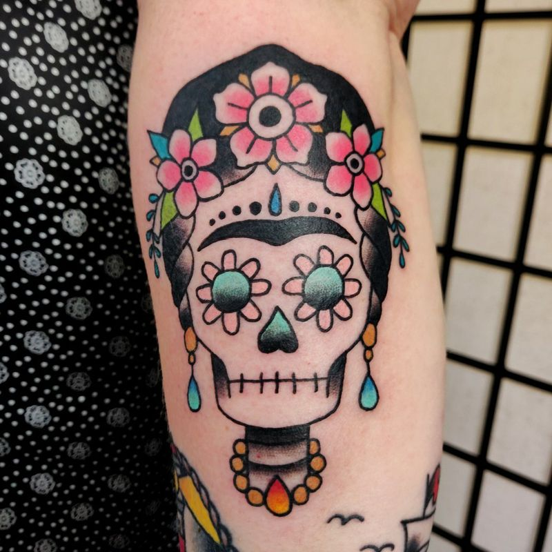 Tattoo from Lucy Crichton