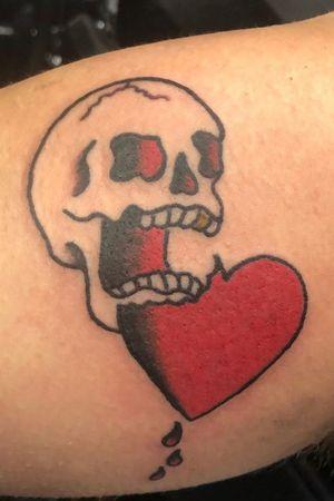 Tattoo by Papa Joes Tattoo
