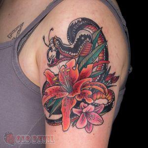 Tattoo from Ori Livne