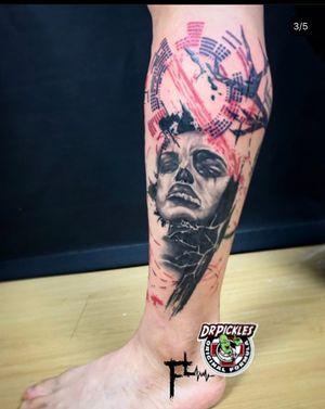 Tattoo by Fineline Tattoo and Art Singapore