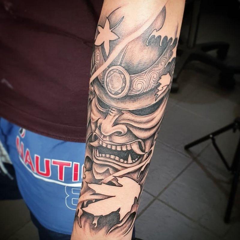 Tattoo from Igor Matias