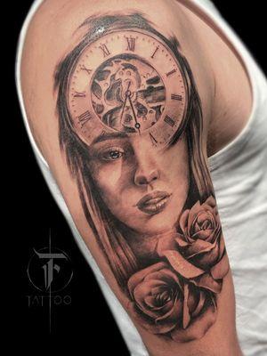 Tattoo from Fabrizio Bottinelli