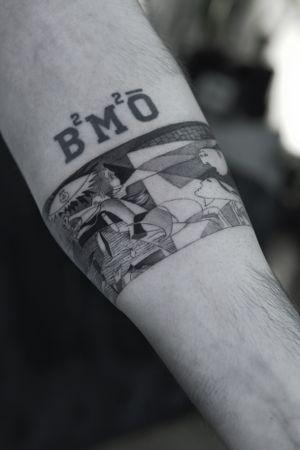 Guernica . . . . . #blackworkerssubmission #inkstinctsubmission #tatts #tattoostyle #ink #tattooart #tattoomodel #tatt #inked #drawing #tattooed #bodytattoo #photooftheday #portfolio #finelinetattoo #artwork #tattoodesigns #inkdrawing #procreate #photo #tattoo #art #tattoos #tattooideas #model #blackworktattoo #instadaily #tattoed #tattoowork #tattooartist #handdrawn