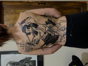 Tattoo from Ben