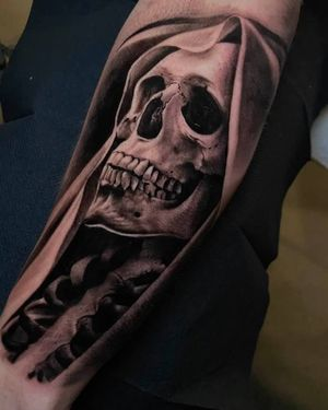 Tattoo by Faces In The Dark Tattoo