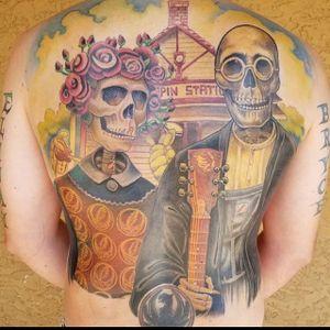 Tattoo by Goliath Tattoo Studio