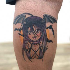Tattoo by Till Death Tattoo