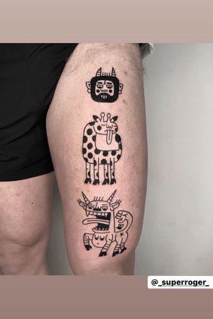 Tattoo by One O Nine