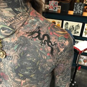 Tattoo from Dansin