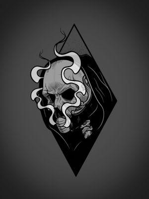 #art #blackandwhite #tattooideas #tattoo #lines #sketching#darkart #instaart #instatattoo #ink