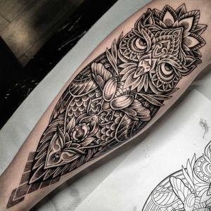 Tattoo from Virginia Massari