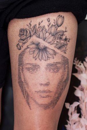 _____________________________________________ #tattoo #tattoodesign #tattooed #tattooart  #tattooist #tattooartist #tattooart  #ink #inked #inkedlife #stenciltattoo #sullen #stencil  #newtattoo #bodyart #tattooculture #finelinetattoo  #instatattoo  #tattoolover #blackart #linework #blackwork  #limassoltattoo