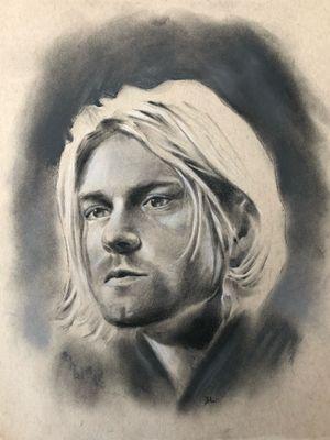 Kurt Cobain - available