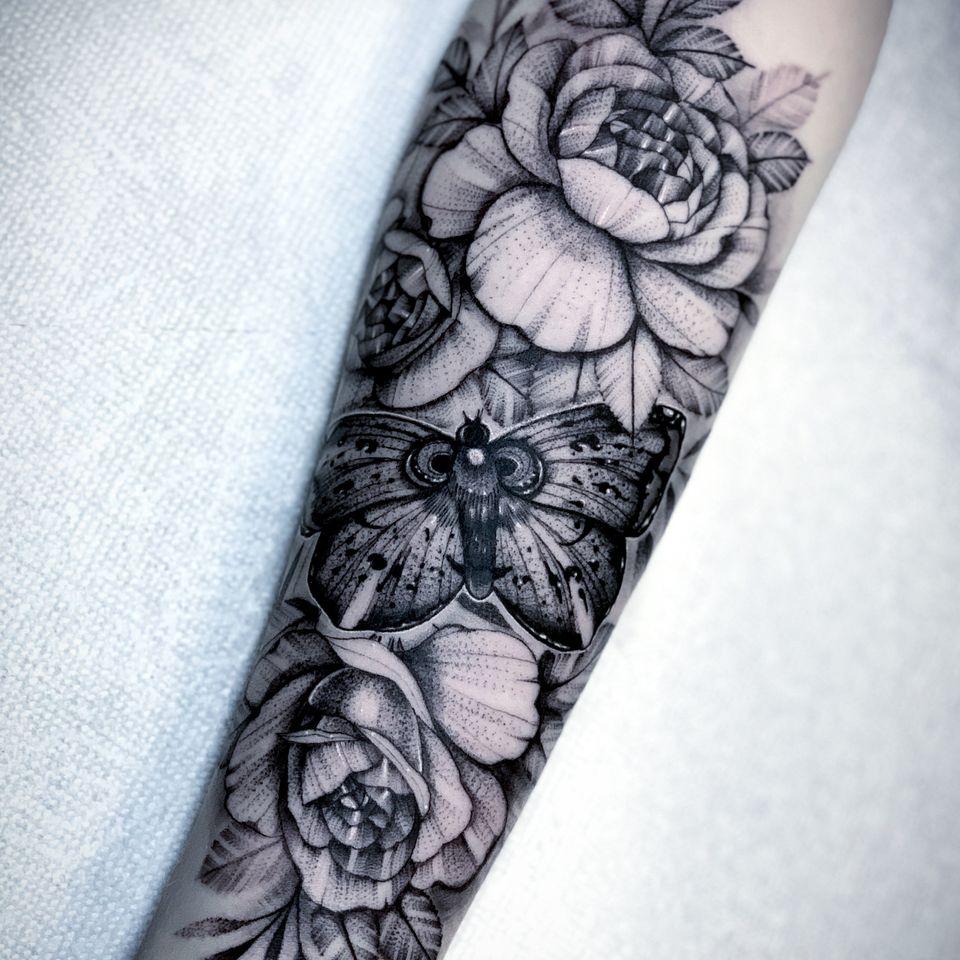 Tattoo by Hungry Heart Tattoos #HungryHeartTattoos