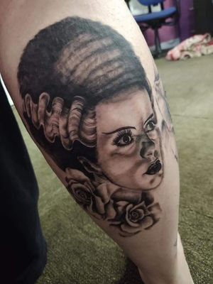 Tattoo from Jessica Drake