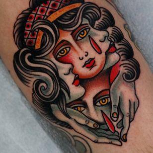 Tattoo by Andrew Stortz #AndrewStortz
