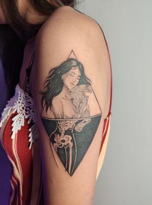 Tattoo from Bugzy