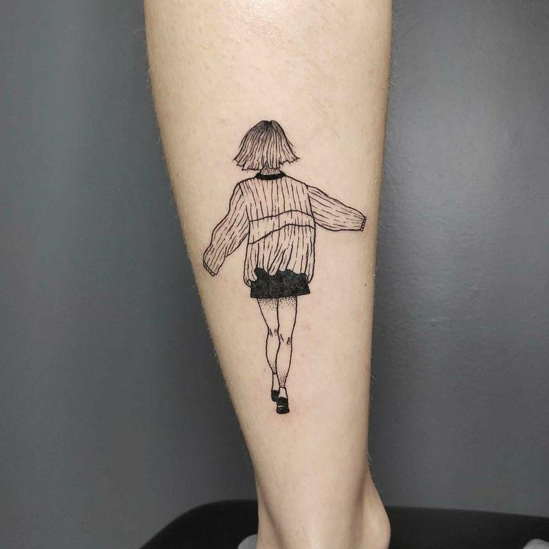 Tattoo from Vivian Turini
