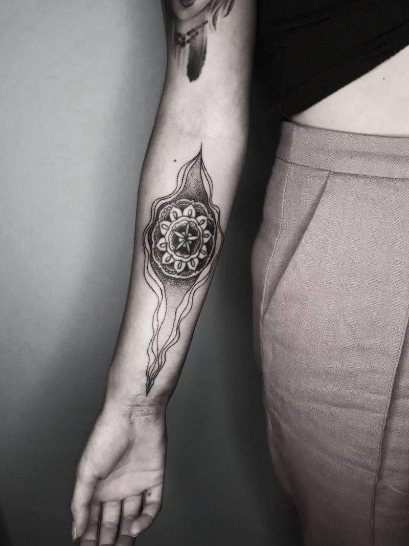 Tattoo from Eve Queiróz