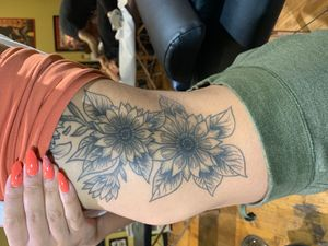Tattoo from Patty Valentine