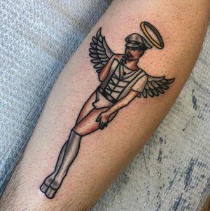 Tattoo from Sal Leon