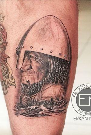#viking #warrior #realism